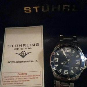 Men's designer watch